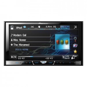 Pioneer AVH-P3450DVD (AUX, WMA, MP3, CD, DVD, USB, BLUETOOTH)